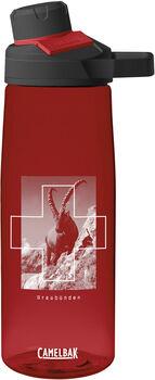 CamelBak Chute Graubünden Edition Trinkflasche Rot