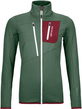 ORTOVOX Grid veste polaire Femmes Vert