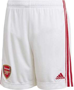 adidas FC Arsenal 20/21 Home short de football  Garçons Blanc