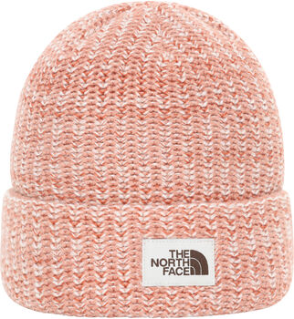 The North Face Salty Bae Beanie Mütze Damen Pink