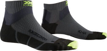 X-Socks DISCOVERY Chaussettes de running Hommes Gris