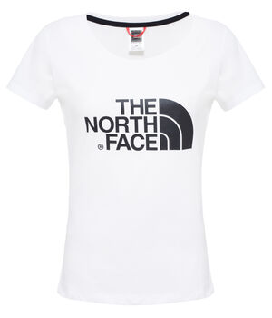 The North Face Easy T-Shirt Damen Weiss