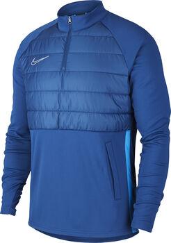 Nike Dri-FIT Academy Trainingsshirt langarm Herren Blau