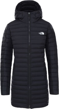 The North Face Stretch Down Parka Daunenjacke Damen Schwarz