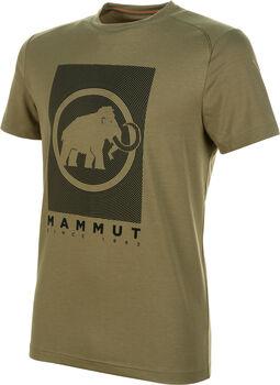 MAMMUT Trovat T-Shirt Herren Grün