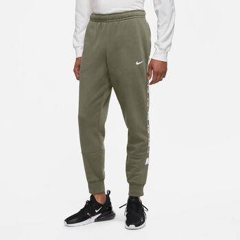Nike Sportswear Repeat Fleece pantalon d'entraînement Hommes Brun