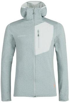 MAMMUT Aconcagua Light Midlayer Hooded veste de randonnée Hommes Gris