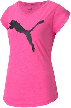 Puma Heather Cat t-shirt de training  Femmes Rose