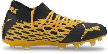 Puma FUTURE 5.2 NETFIT FG/AG Chaussure de football Hommes Jaune