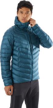 MAMMUT Broad Peak Hooded veste en duvet Hommes Bleu