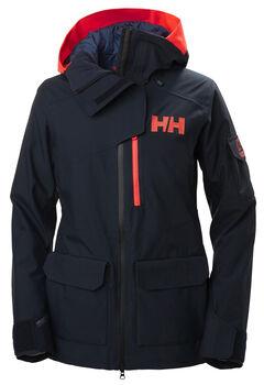 Helly Hansen POWDERQUEEN 2.0 Skijacke Damen Blau