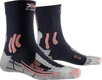 X-Socks TREK OUTDOOR Wandersocken Damen Blau