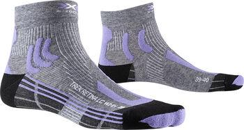 X-Socks TREK RETINA Wandersocken Damen Grau