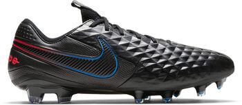 Nike LEGEND 8 ELITE FG Fussballschuhe Schwarz