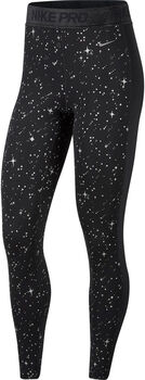 Nike PRO Warm Fitness Tights Damen Schwarz