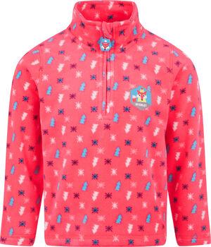 McKINLEY Tibo Rollkragen Skishirt langarm Pink