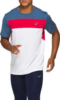 ASICS RACE T-Shirts Hommes Blanc