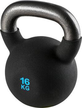ENERGETICS Kettlebell Hantel 6 kg -20 kg Schwarz