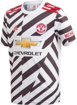 adidas Manchester United 20/21 3R maillot de football Blanc