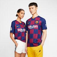 FC Barcelona Stadium Home Fussballtrikot
