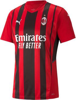 Puma AC Milan Home Replica maillot de football Hommes Rouge