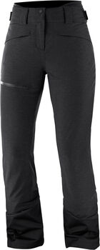 Salomon PROOF LT INSULATED pantalon de ski Femmes Noir