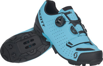 SCOTT COMP BOA chaussure de cyclisme Femmes Bleu
