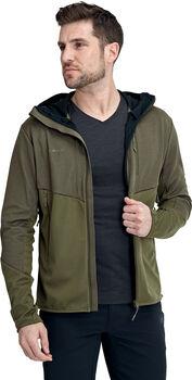 MAMMUT Ultimate VI SO Hooded veste de randonnée Hommes Vert