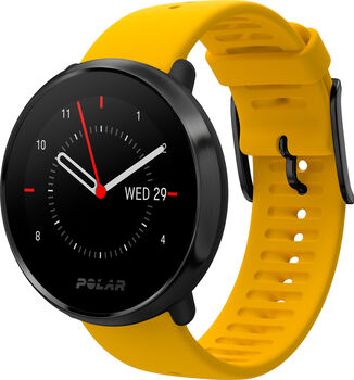 Polar IGNITE Montre de sport Jaune