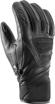 Leki HS Griffin S gants de ski Femmes Noir