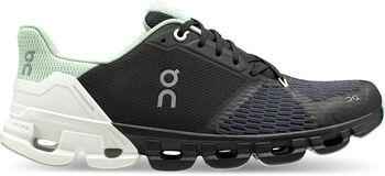 On Cloudflyer chaussures running Femmes Noir