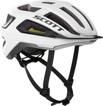 SCOTT Arx Plus casque de vélo Hommes Blanc