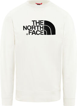 The North Face DREW PEAK CREW Pullover Hommes Blanc