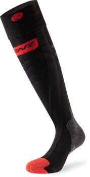 Lenz 5.0 toe cap slim fit chaussettes chauffantes Noir