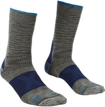 ORTOVOX ALPINIST MID chaussettes de randonnée Hommes Gris