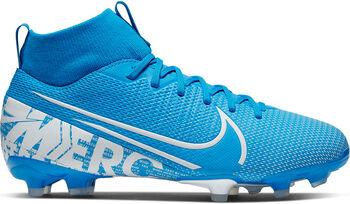 Nike JR SUPERFLY 7 ACADEMY FG/MG Fussballschuh Blau