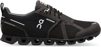 On Cloud Waterproof Laufschuh Herren Schwarz