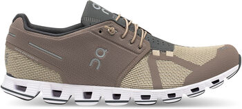 On Cloud Laufschuh Herren Beige