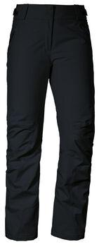 SCHÖFFEL Alp Nova 2 couches pantalon de ski Femmes Noir