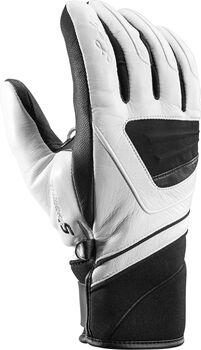 Leki HS Griffin S gants de ski Femmes Blanc