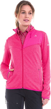 SCHÖFFEL Houston1 Fleecejacke Damen Pink