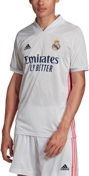 adidas Real Madrid 20/21 maillot domicile Hommes Blanc