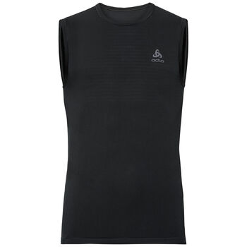 Odlo Performance X-light Baselayer Tank Top Herren Schwarz