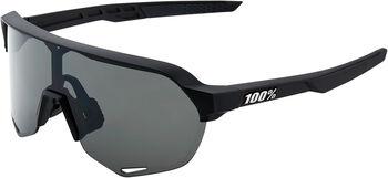 100% s2 soft tact Bike Brille Schwarz