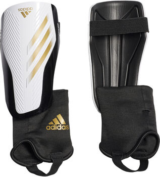 adidas X 20 Match protège-tibias  Blanc