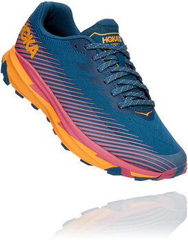 Hoka One One Torrent 2 Sky Trailrunningschuhe Damen Blau