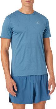 ENERGETICS Antse II Shirt de running à manches courtes Hommes Bleu
