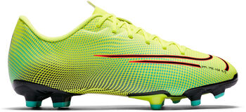 Nike JR VAPOR 13 ACADEMY MDS FG/MG chaussure de football Jaune