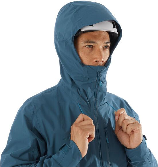 Kento Hooded 2.5 Lagen Hardshelljacke