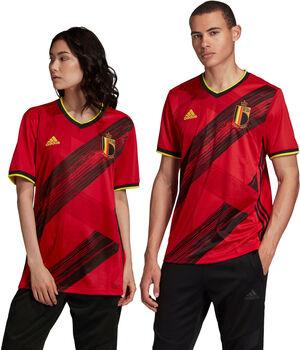adidas Belgien Home Replica Fussballtrikot Herren Rot